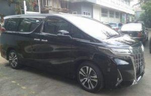 Sewa Alphard Transformer Bandung Murah 2020
