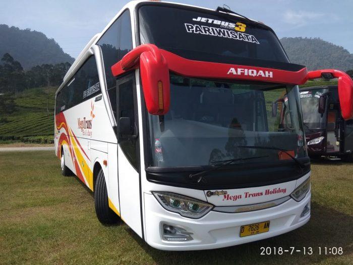 Sewa Bus Pariwisata di Sukabumi Murah 2020