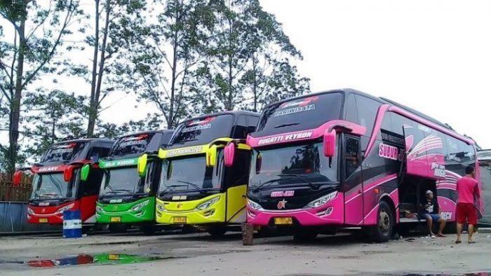 Sewa Bus Pariwisata di Kuningan Terbaru 2020