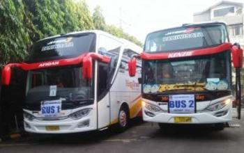 Sewa Bus Pariwisata Bandung Murah