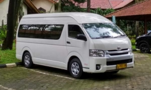 Sewa Hiace di Bogor Terbaru 2020