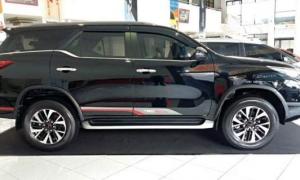 Sewa Toyota Fortuner Tangerang Terbaru