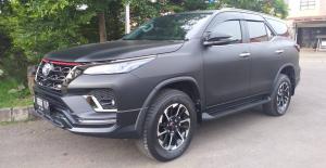 Sewa Mobil Toyota Fortuner Jakarta Murah