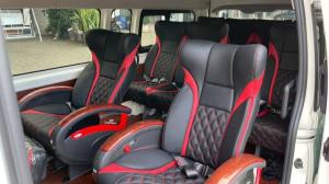 Sewa Hiace Premio Luxury Jakarta Full Fasilitas