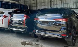 Sewa Mobil Pajero Jakarta