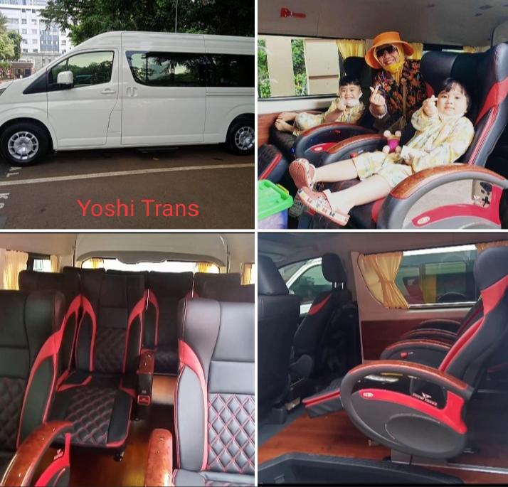 Sewa Hiace Premio Luxury Tangerang